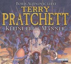 Kleine freie Männer / Ein Märchen von der Scheibenwelt Bd.2 (4 Audio-CDs) - Pratchett, Terry