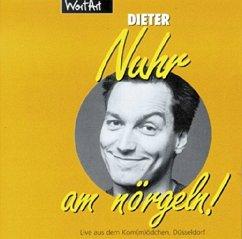Nuhr am nörgeln, 1 Audio-CD - Nuhr, Dieter