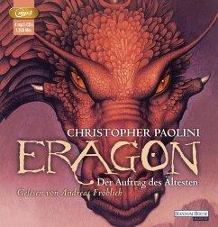 Der Auftrag des Ältesten / Eragon Bd.2 (4 MP3-CDs) - Paolini, Christopher