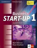 Business Start-Up 1. Student's Book