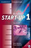 Business Start-Up 1 Workbook-mit CD-ROM/Audio CD