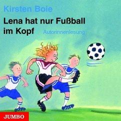 Lena hat nur Fussball im Kopf, 1 Audio-CD