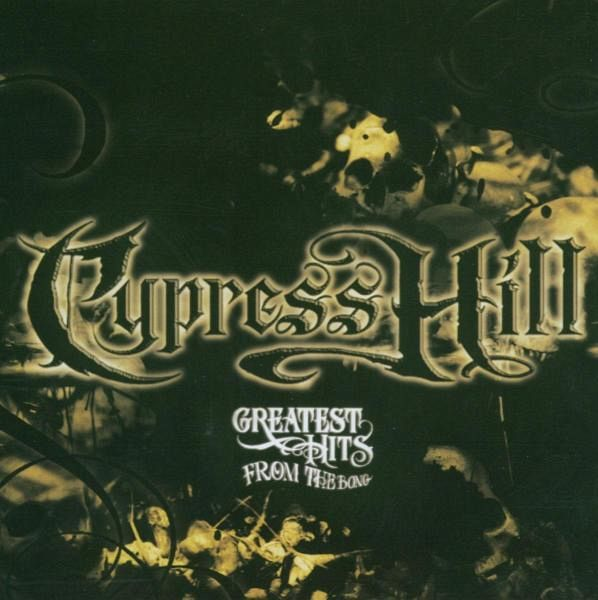 greatest hits from the bong von cypress hill cd. Black Bedroom Furniture Sets. Home Design Ideas