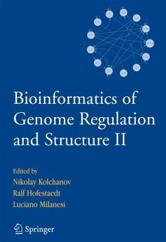 Bioinformatics of Genome Regulation and Structure II - Kolchanov, Nikolay / Hofestaedt, Ralf / Milanesi, Luciano (eds.)