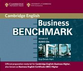 Cambridge Business Benchmark, 3 Audio-CDs (BEC Higher Edition) / Business Benchmark Level.3