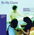 Audio CD Set Student's Book, 2 Audio-CDs / Be My Guest