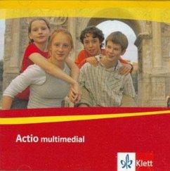 Actio multimedial Schüler-CD-ROM zu Actio 1 und...