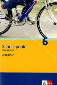 Schnittpunkt 6. Arbeitsheft. Rheinland-Pfalz