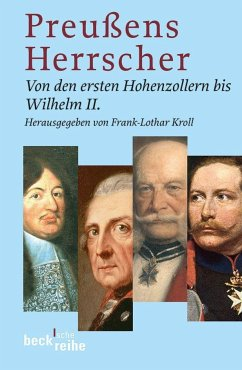 Preußens Herrscher - Kroll, Frank L (Hrsg.)