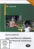 Zwei Lehrfilme zur Validation, 1 DVD