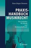 Praxishandbuch Musikrecht