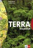 TERRA. Geographie für Sachsen. 8. Schuljahr. Arbeitsheft. Mittelschulen. Neubearbeitung