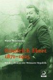 Friedrich Ebert 1871-1925