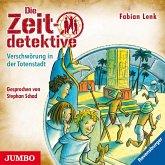 Verschwörung in der Totenstadt / Die Zeitdetektive Bd.1 (1 Audio-CD)
