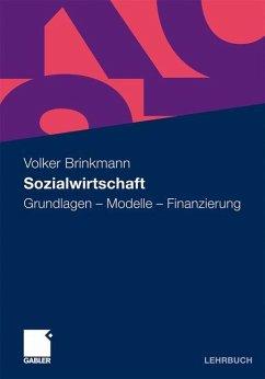Sozialwirtschaft - Brinkmann, Volker