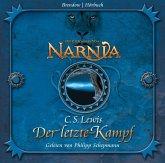 Der letzte Kampf / Die Chroniken von Narnia Bd.7 (4 Audio-CDs)
