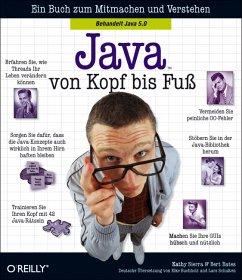 Java von Kopf bis Fuß - Sierra, Kathy; Bates, Bert