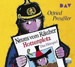 Neues vom Räuber Hotzenplotz / Räuber Hotzenplotz Bd.2 (2 Audio-CDs) - Preußler, Otfried