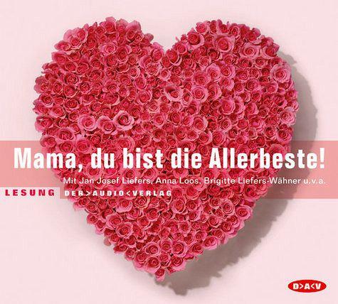 mama, du bist die allerbeste, 1 audio-cd - hörbücher portofrei bei bücher.de