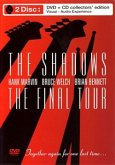 The Shadows - The Final Tour (2 DVD + CD)