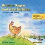 Bremer Sagen und Geschichten, 1 Audio-CD