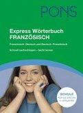 PONS Express Wörterbuch Französisch. Französisch - Deutsch / Deutsch - Französisch