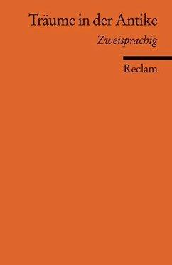 Träume in der Antike - Giebel, Marion (Hrsg.)