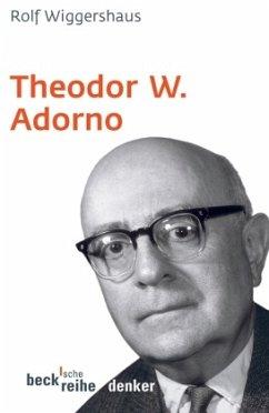Theodor W. Adorno - Wiggershaus, Rolf