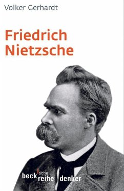 Friedrich Nietzsche - Gerhardt, Volker