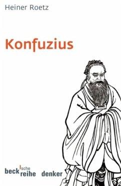 Konfuzius - Roetz, Heiner