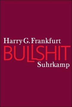 Bullshit - Frankfurt, Harry G.