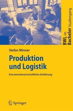 Produktion und Logistik - Minner, Stefan