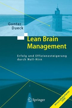 Lean Brain Management - Dueck, Gunter
