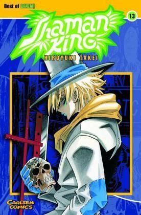 Shaman King Bd.13 - Takei, Hiroyuki