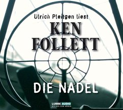 Die Nadel, 6 Audio-CDs - Follett, Ken