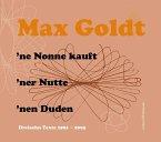 Ne Nonne kauft'ner Nutte'nen Duden, 2 Audio-CDs
