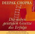 Die sieben geistigen Gesetze des Erfolges, 1 Audio-CD