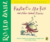 Fantastic Mr. Fox and other Animal Stories, 4 Audio-CDs