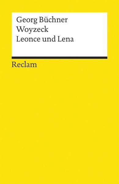 Woyzeck /Leonce und Lena - Büchner, Georg