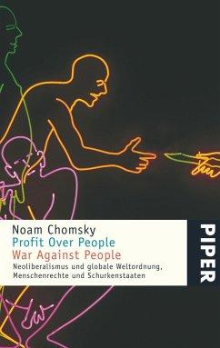 Profit over People - War against People - Chomsky, Noam