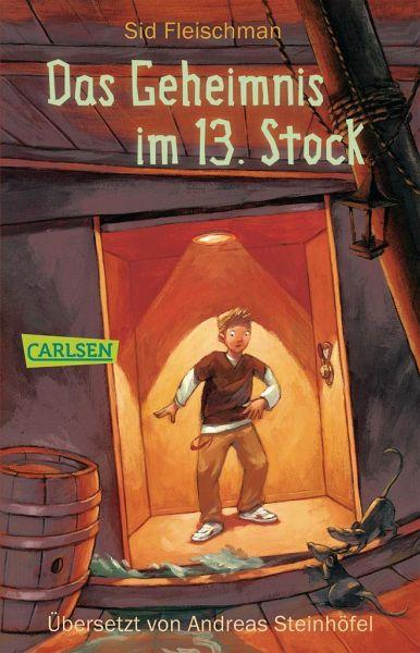 das geheimnis im 13 stock bersetzung steinhfel andreas - Andreas Steinhfel Lebenslauf