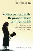 Volkssouveränität, Repräsentation und Republik