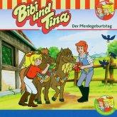 Der Pferdegeburtstag / Bibi & Tina Bd.27 (1 Audio-CD)
