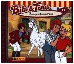 Das sprechende Pferd / Bibi & Tina Bd.29 (1 Audio-CD)