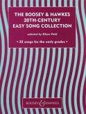 The Boosey & Hawkes 20th Century Song Collection, für Gesang und Klavier