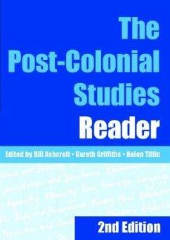 Post-Colonial Studies Reader - Ashcroft, Bill; Griffiths, Gareth; Tiffin, Helen