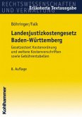 Landesjustizkostengesetz Baden-Württemberg