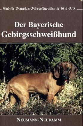 Der Bayerische Gebirgsschweißhund - Wütscher, Brigitte