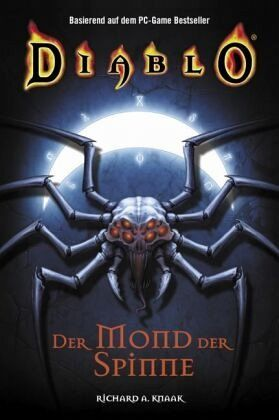 Buch-Reihe Diablo von Richard A. Knaak