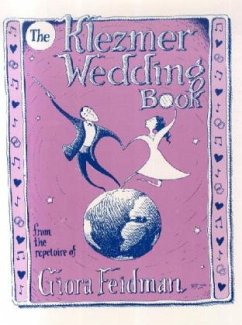 The Klezmer Wedding Book, für Klarinette / variable Besetzung